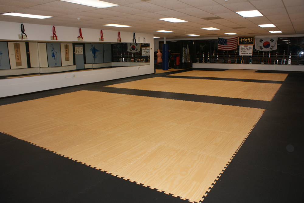 Sung Chos Tae Kwon Do - 3000 sq. ft. facility